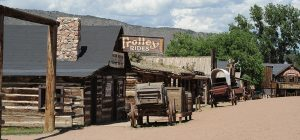 old west vacation