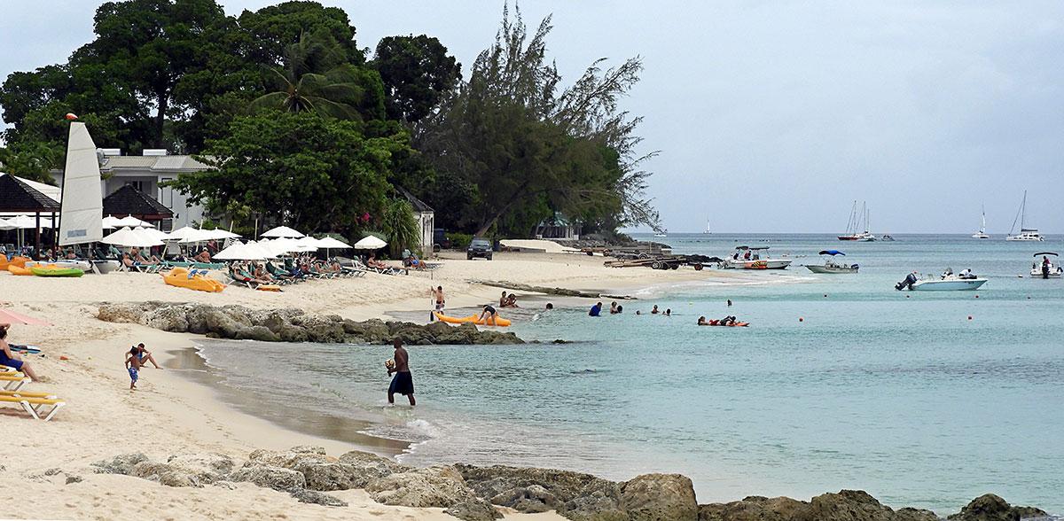 St. James Beach, Barbados