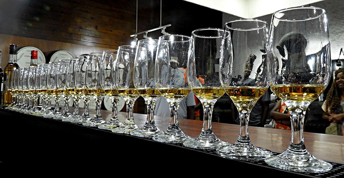 Mount Gay Rum Distillery